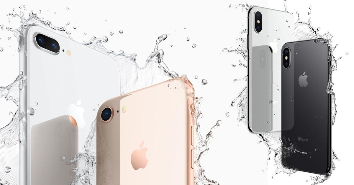 ip67 iphone 8