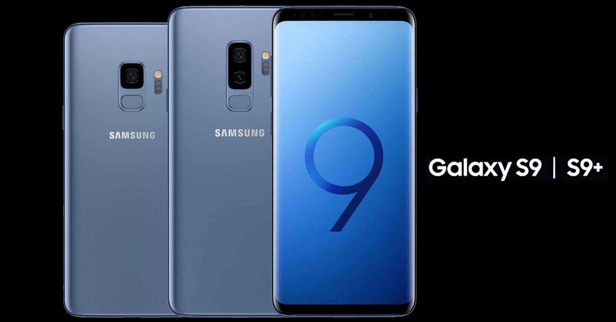 Samsung Galaxy S9 Software