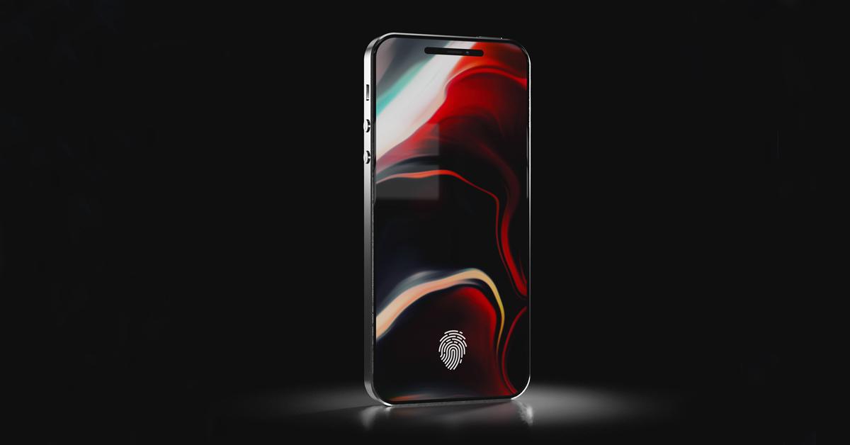 ลือข้ามปี iPhone 2021 อาจมาพร้อมทั้งสแกนนิ้วใต้จอ และสแกน ...